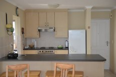 The Waves Bloubergstrand self-catering-kitchen