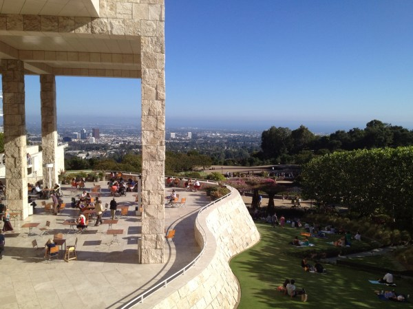 Saturdays 405 Getty Center Staycation Los