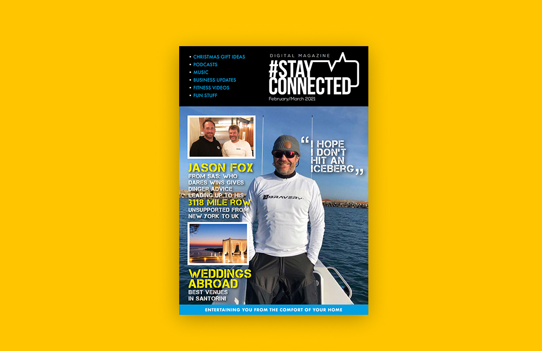 Stay Connected Digital Magazine - Issue 5