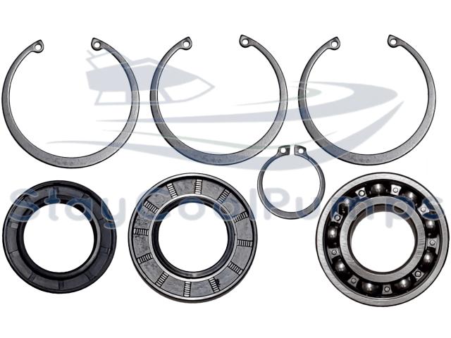 Primary Shaft Repair Kit for Volvo-Penta AQ131 , AQ145 , AQ171