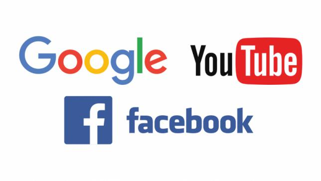Facebook, Youtube, Google Dominate Local Internet Marketing