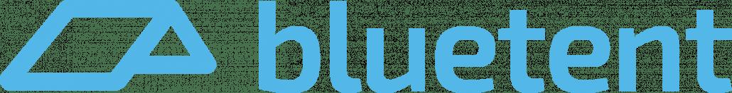 Bluetent logo