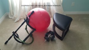 my home beachbody equipment