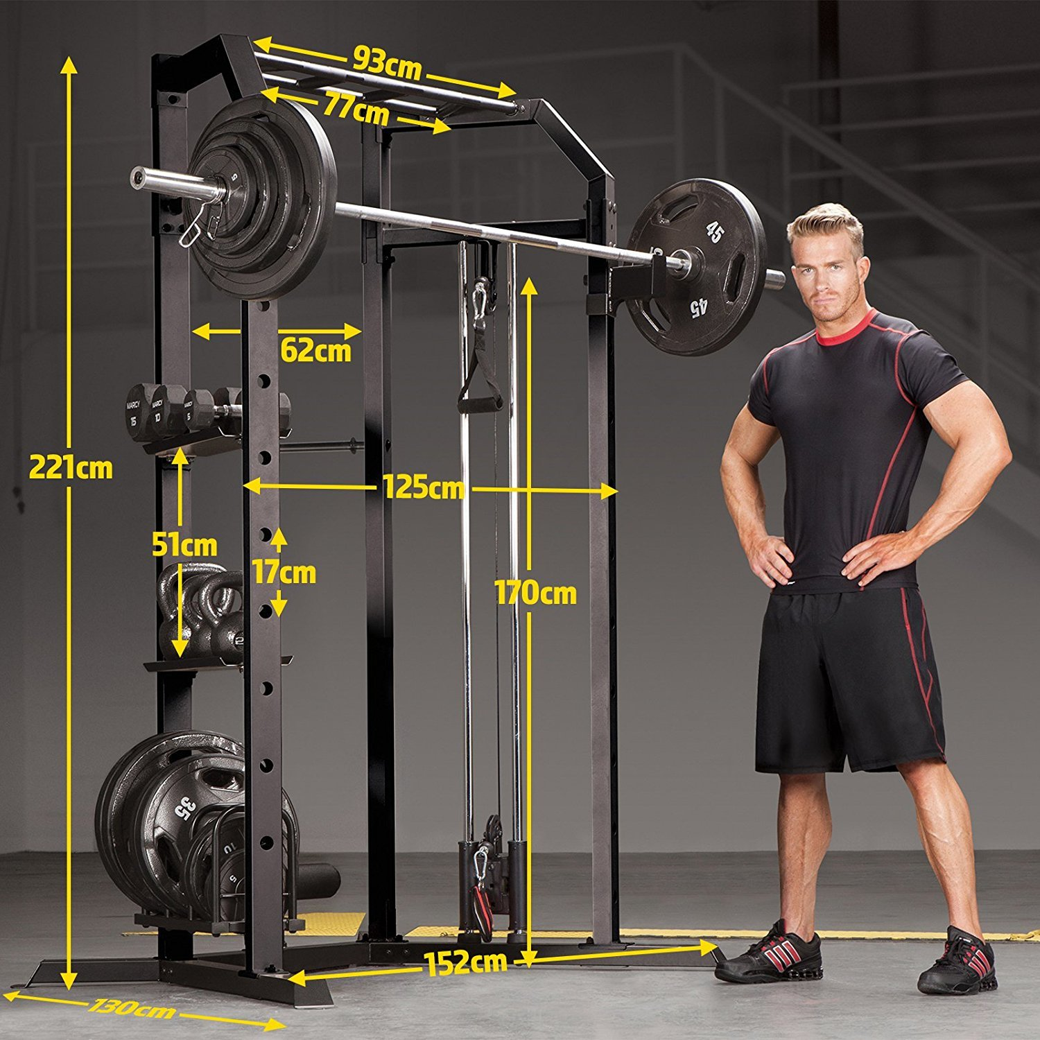 11 Best power racks for every budget 27