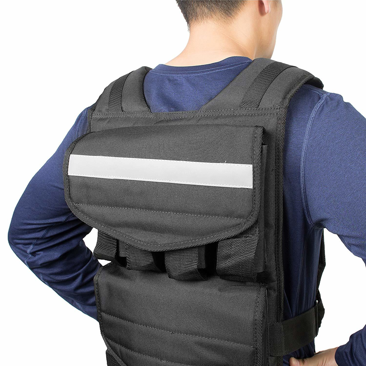 4 best weighted vests for running and crossfit that will change the way U train 10