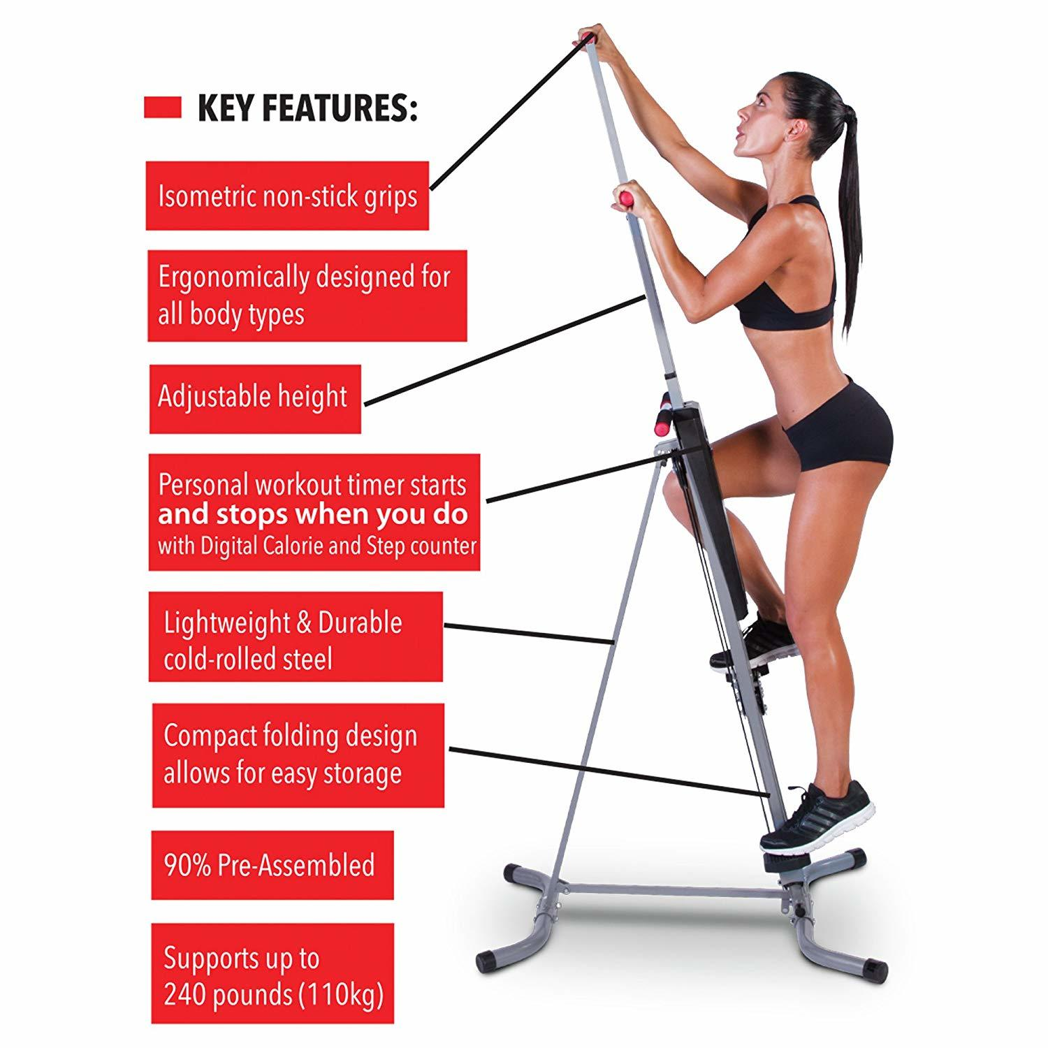 5 BEST vertical climber machines (& AFFORDABLE) 2