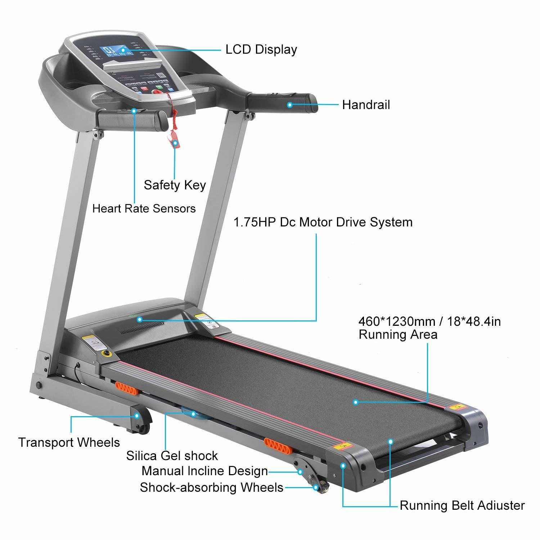10 best treadmills under $500 & $1000 for home gym 13