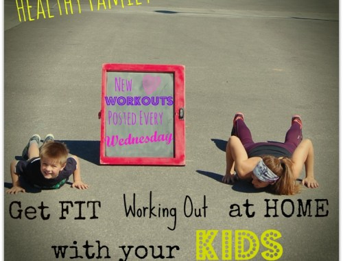 Love these workouts from stayfitmom.com. I can do them from home with my kiddos! They're not too long, but pretty intense!!