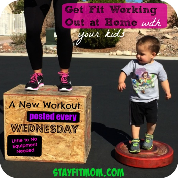 At Home Workouts that require little to no equipment. New workouts posted evert week!