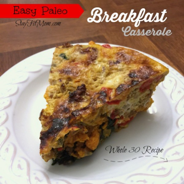 Whole 30 Breakfast Recipe- This would be perfect to make for the week! Wrap individually and freeze.