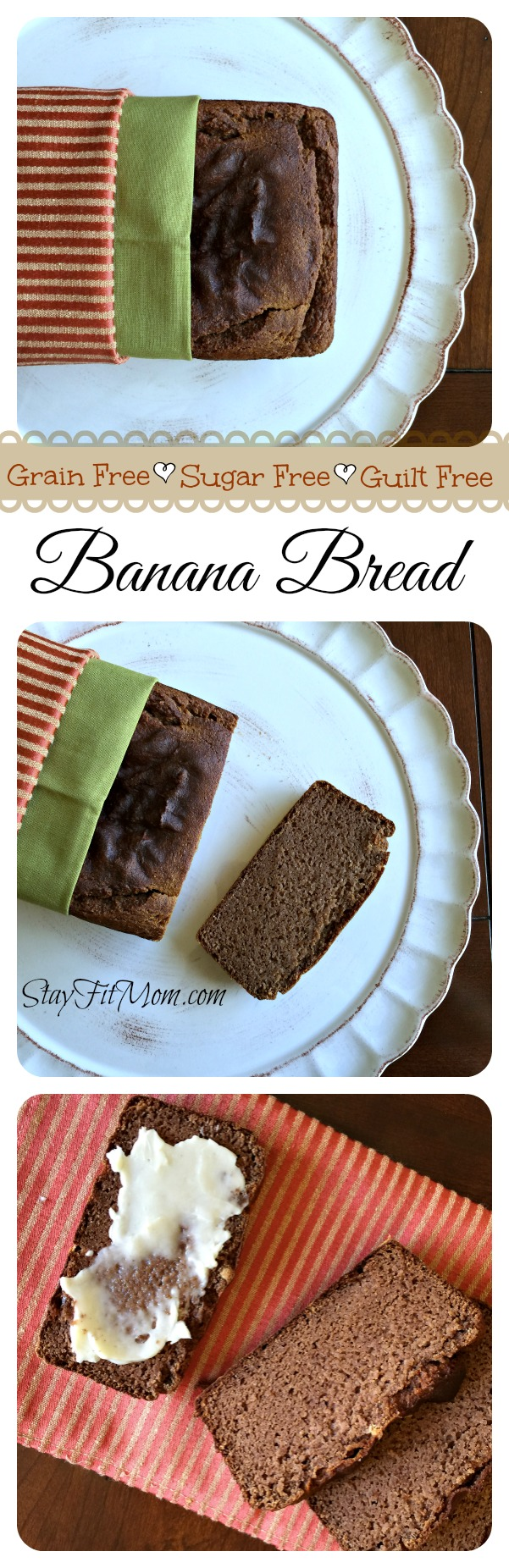 I've got to make this Paleo Banana Bread!