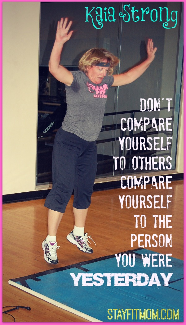 I love reading about these inspirational moms that are doing great things with health and fitness on StayFitmom.com!