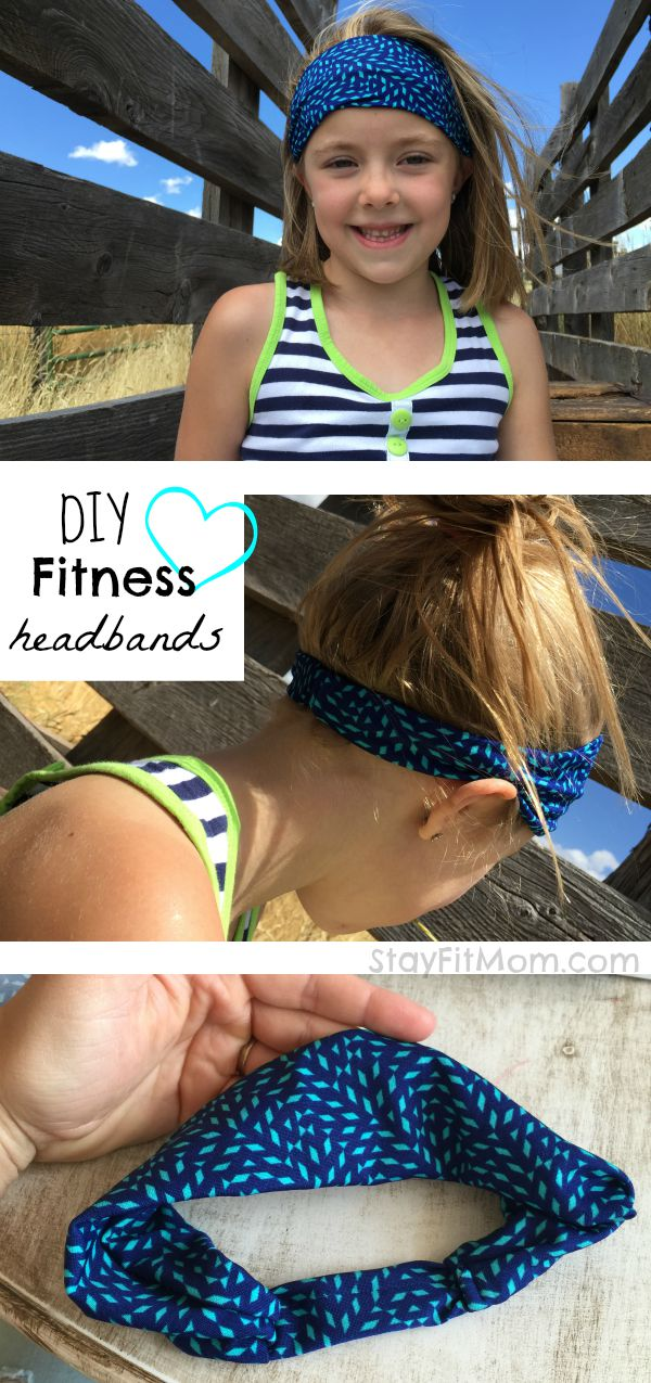 These headbands are super cute and stay on great!