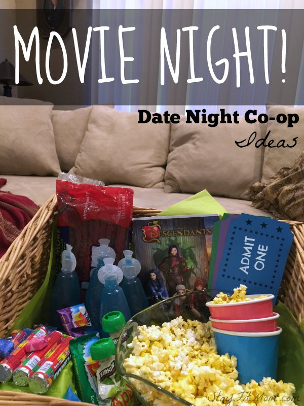 Team up with other couples and enjoy free babysitting and bring date night back! Cute ideas for dates and babysitting activities.