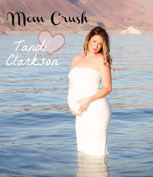 Fit Mom Tandi Clarkson shares how she stayed active during pregnancy and how she plans to shed the baby weight!