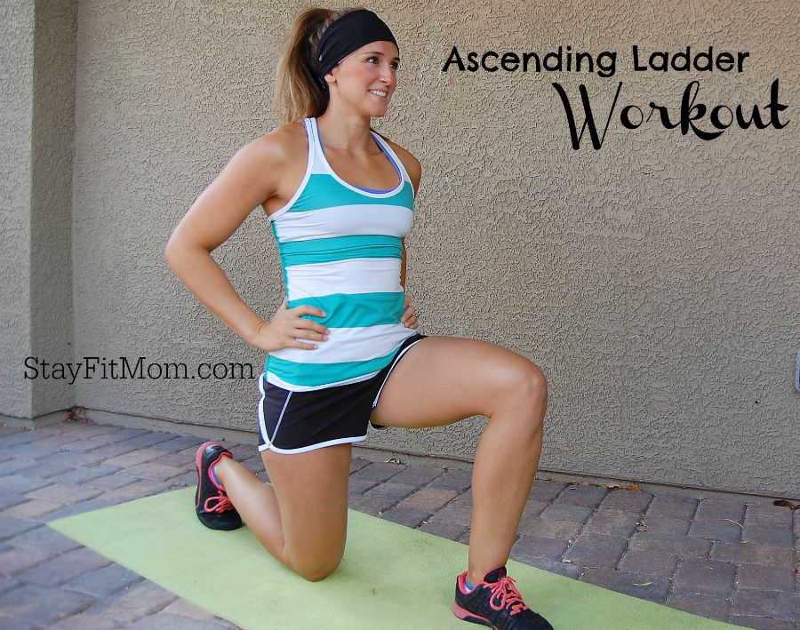 Love these at-home CrossFIt Workouts from StayFitMom.com!