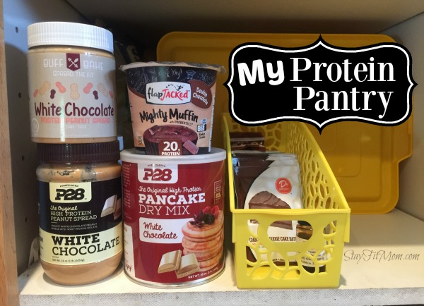 Lots of great options from Protein Pantry to get more protein in my daily diet