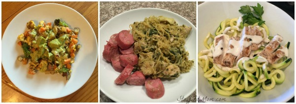 Great Meal Ideas for Breastfeeding moms on Whole30