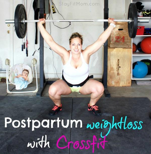 Postpartum Crossfit FI