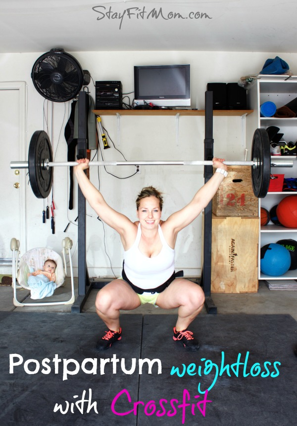 I want to start doing Crossfit and get back in shape!