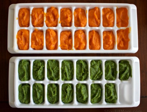 Why you should be making your own baby food and how to easily do it.
