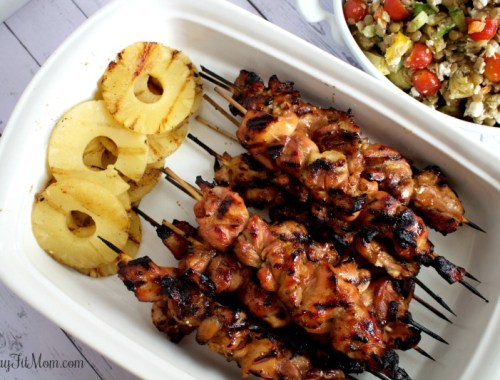 High Protein meal perfect for BBQ Season!