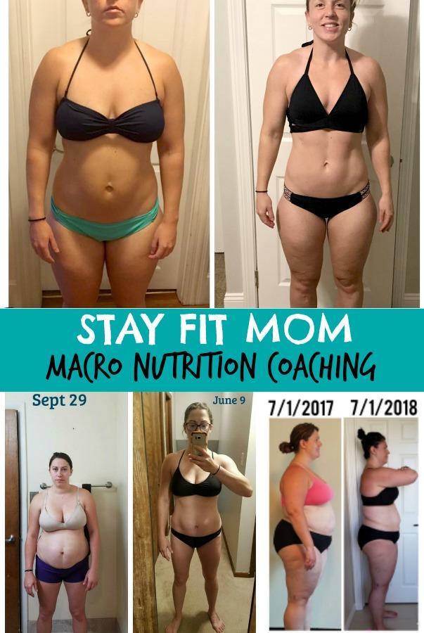 I love this macro diet program by stay fit mom! #stayfitmom #macrodiet #iifym