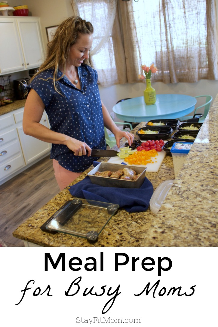 Make nutritious food for your family and save time and money! #stayfitmom #mealprep #ad, #sponsored
