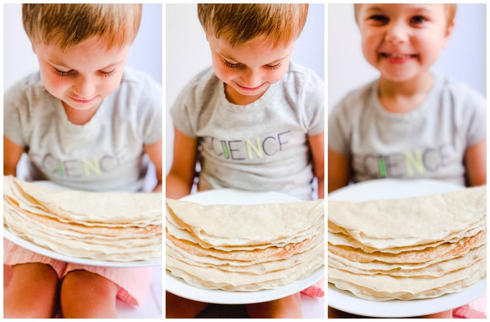 High protein crepe recipe #stayfitmom #creperecipe #proteincrepe