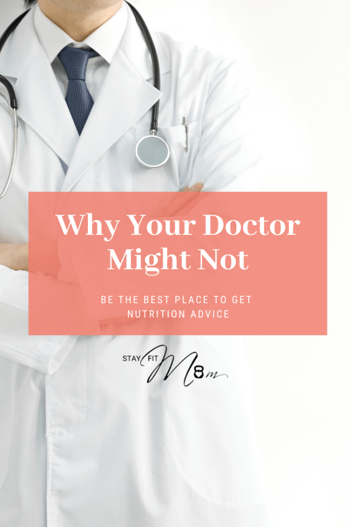 Can you trust your doctor with nutrition advice? #stayfitmom #macrodiet #nutritioncoaching