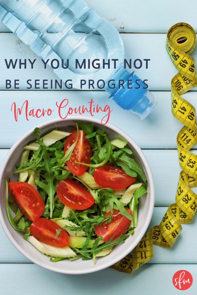 Why it's important to be consistent with your macros. #stayfitmom #macros #macrocounting