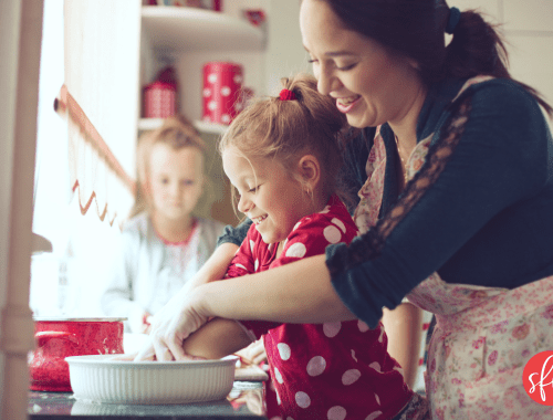 How to teach your kids about nutrition without leading to obsessive behaviors #stayfitmom