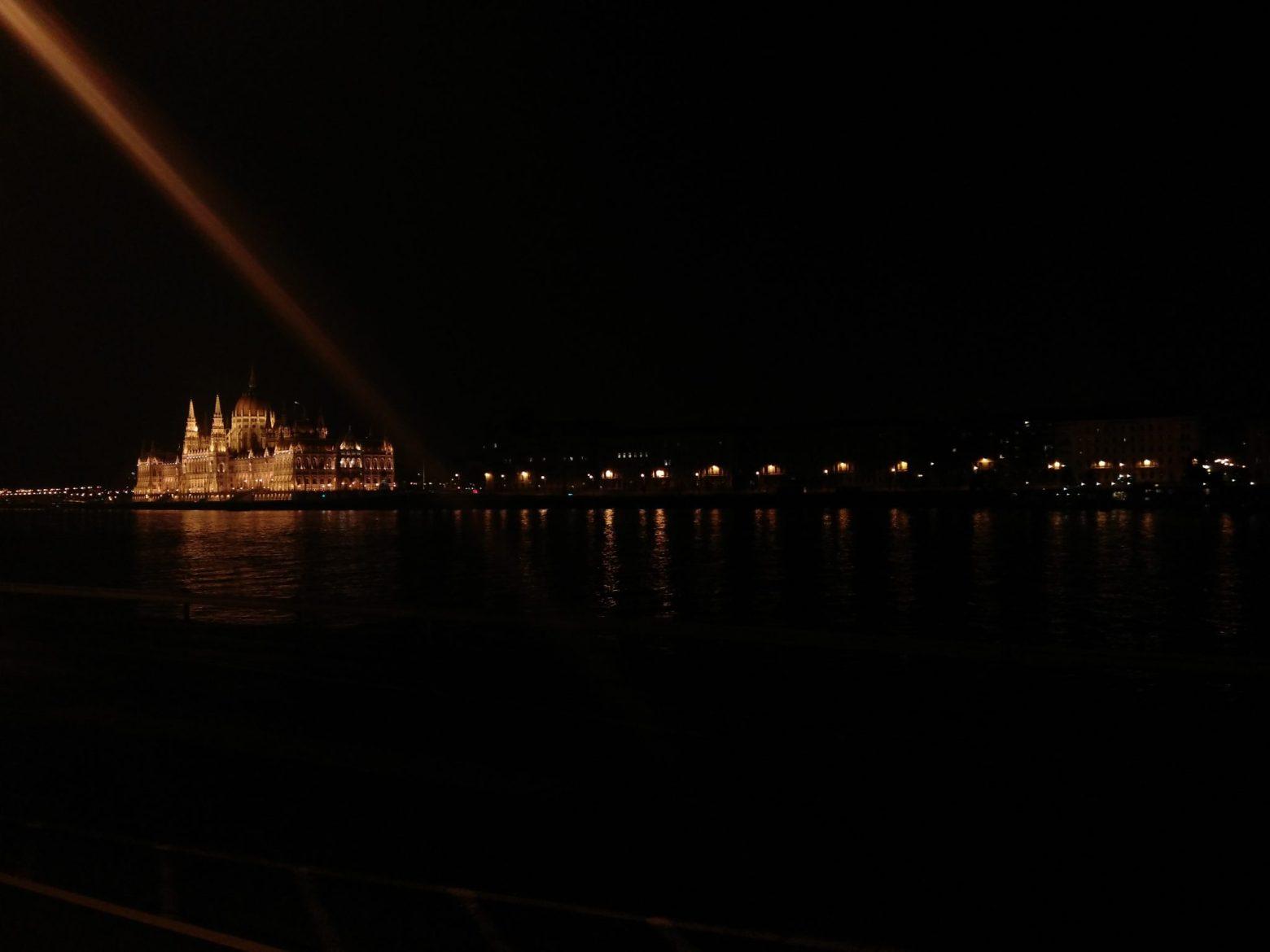 Budapest : The City of Lights