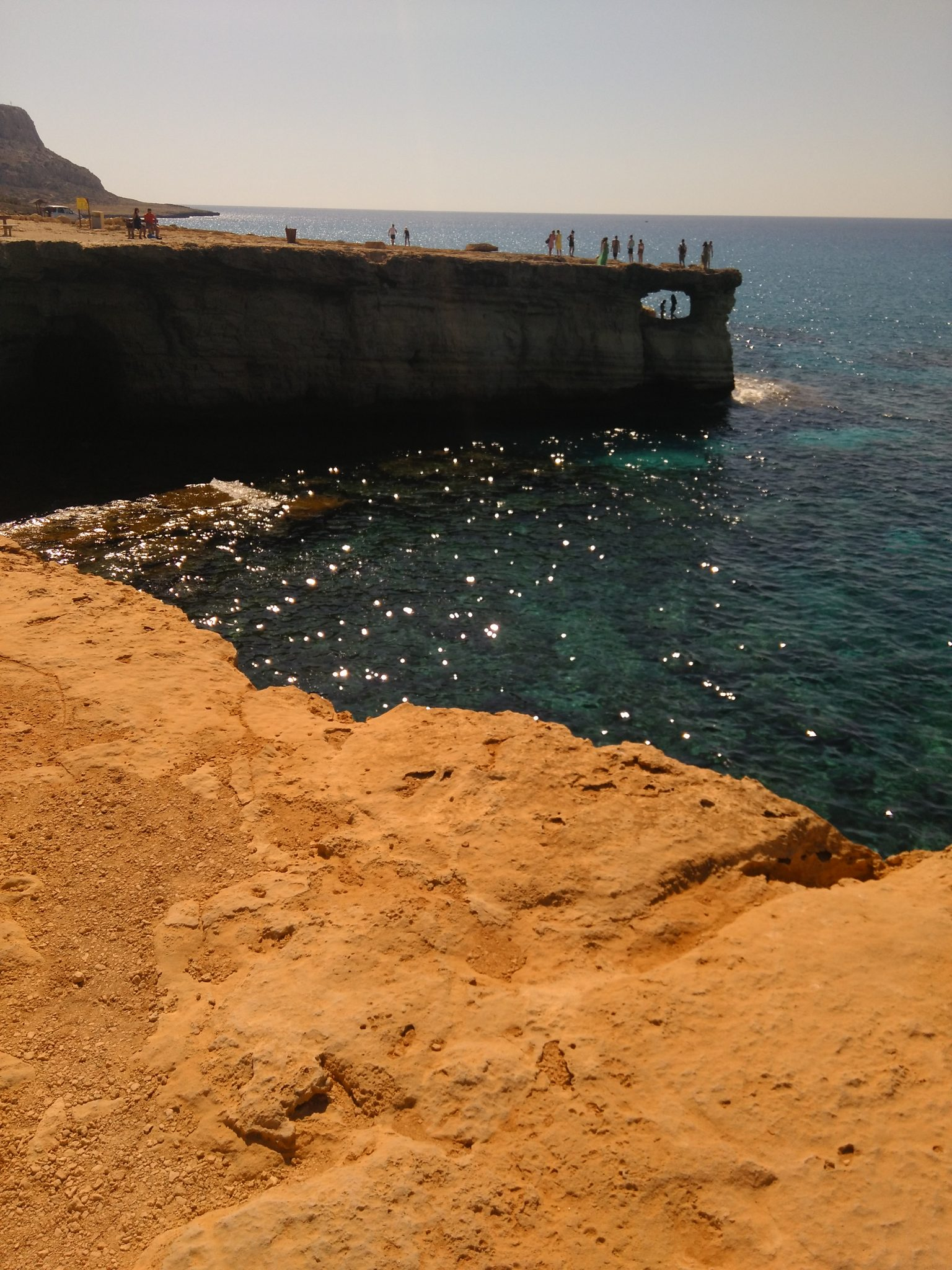 Cape Greco – Sea Caves