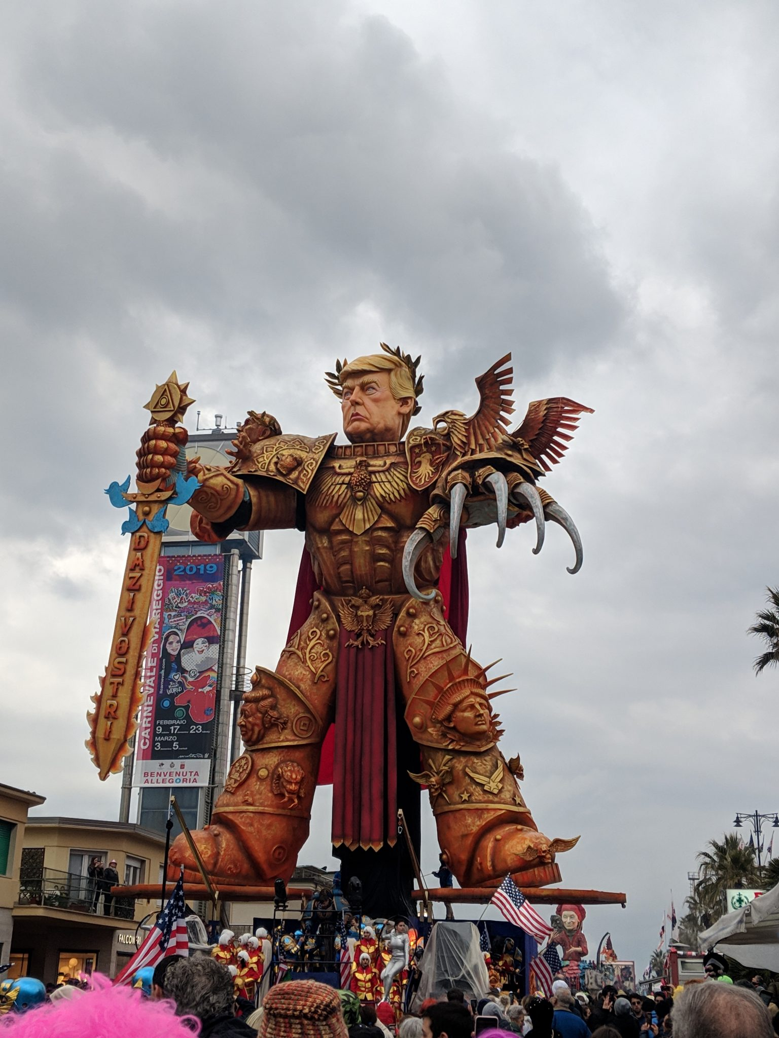 Viareggio: Capital of the Italian Carnival
