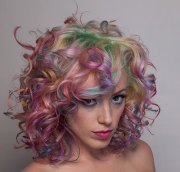 funky hairstyles women