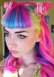 funky hairstyles women