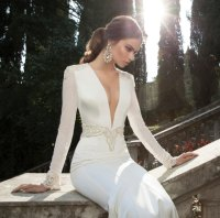 25 Sexy Wedding Dresses for 2015 | StayGlam