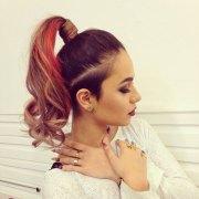cute ponytail hairstyles