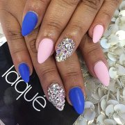 incredible stiletto nails