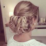 cute and trendy updos long