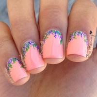 50 Flower Nail Designs for Spring