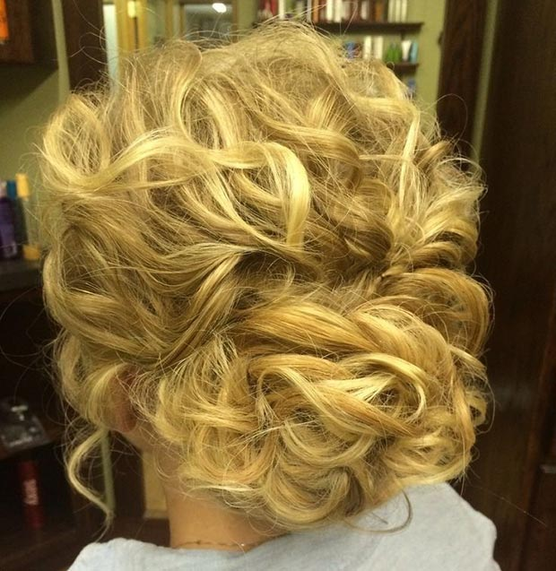 50 Cute and Trendy Updos for Long Hair  StayGlam  Page 4