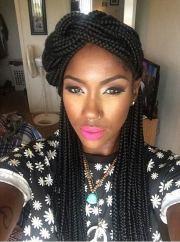 box braids hairstyles instagram