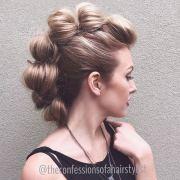 fabulous faux hawk hairstyles