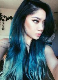29 Blue Hair Color Ideas for Daring Women | Page 2 of 3 ...