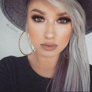 stunning grey hair color ideas