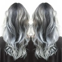 21 Stunning Grey Hair Color Ideas and Styles   Page 2 of 2 ...