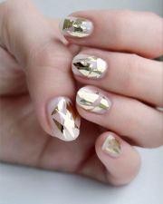 jaw-dropping broken-glass nail