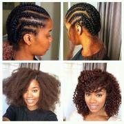 chic crochet braid hairstyles